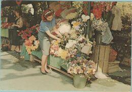 CPM:    NICE  (Dpt.06):   Marché Aux Fleurs.    (G187) - Mercati