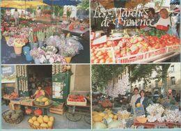 CPM:    SAINT-RAPHAEL    (Dpt.06):   Les  Marchés Pittoresques De Provence.  (multivues)     (G188) - Mercati