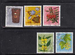Schweiz, Nr. 1062/66, Gest (T 17809) - Usati