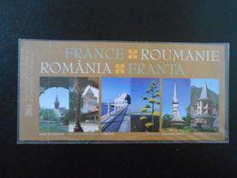 FRANCE  YT PS29 POCHETTE-SOUVENIR FRANCE-ROUMANIE** - Non Classés