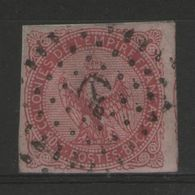 Colonies Générales N°6 Oblitéré ANCRE - Eagle And Crown