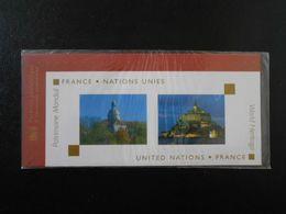 FRANCE  YT PS27 POCHETTE-SOUVENIR FRANCE-NATIONS UNIES** - Non Classés