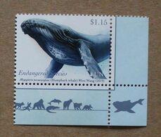 NY19-01 : Nations-Unies (New-York) / Protection De La Nature - Megaptera Novaeangliae (Baleine à Bosse, Mégaptère) - Unused Stamps