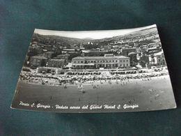 HOTEL GRAND S. GIORGIO VISTA AEREA PORTO S. GIORGIO MARCHE RISTORANTE DELFINO VERDE - Hotels & Gaststätten