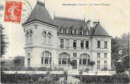 MONTARGIS : LA CAISSE D'EPARGNE - Montargis