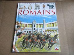 Les Romains / éditions Fleurus De 1999 - Libri, Riviste, Fumetti