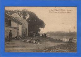 78 YVELINES - SARTROUVILLE Une Ferme Au Bord De La Seine - Sartrouville