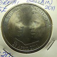 Great Britain 5 Pounds 2011 - 1971-… : Decimale Munten
