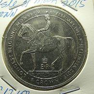 Isle Of Man 1 Crown 2015 - Monnaies Régionales