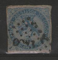 Colonies Générales N°4 Oblitéré CCN3 - Eagle And Crown