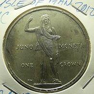Isle Of Man 1 Crown 2012 - Monnaies Régionales