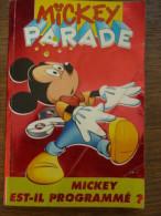 MICKEY PARADE N°182 / Disney Hachette Presse 02-1995 - Libri, Riviste, Fumetti
