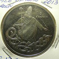 Isle Of Man 1 Crown 2013 - Monnaies Régionales