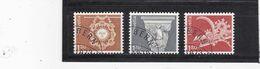 Schweiz, Nr. 991/93, Gest. (T 17825) - Usati