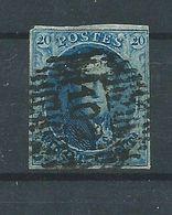 N°11 OBLITERE D 102 - 1858-1862 Medallions (9/12)