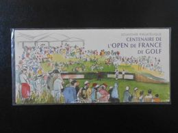 FRANCE  YT BS13 CENTENAIRE DE L'OPEN DE FRANCE** - Sheetlets