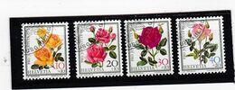 Schweiz, Nr. 984/87, Gest. (T 17826) - Usati