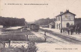 44-LE GAVRE GARE DE LA MAILLARDAIS - Francia