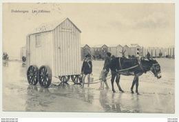 AK  Duinbergen Les Cabines 1915 - Knokke
