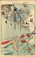 GERVESE  NOS MARINS No 59  Un Homme à La Mer ! - Gervese, H.