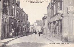 44-LE LOROUX BOTTEREAU HAUTE GRANDE RUE - Francia