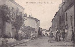 44-LE CELLIER RUE NOTRE DAME - Francia