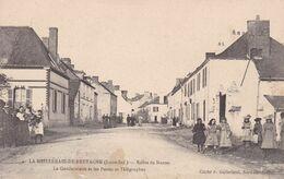 44-LA MEILLERAIE DE BRETAGNE LA GENDARMERIE - Francia