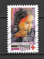 Année 2019 Croix-Rouge N° 1722 - Gebraucht