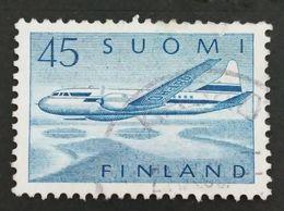 FINLANDIA 1958 - Posta Aerea - Finland
