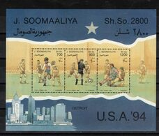 SOMALIE  Timbres Neufs ** De 1994  ( Ref 7019 ) Sport - Football - Somalia (1960-...)