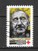 Année 2019 Croix-Rouge N° 1726 - Gebraucht