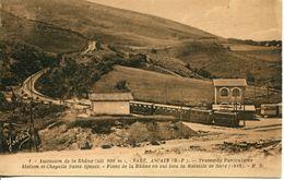 """Pyrénées Atlantiques - Ascain - Dare - Train Funiculaire De La Rhune - Station Des """"Chapelle Saint Ignace"""" - M.D. Nº 4 - Ascain"""