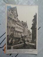ABBEVILLE  Disparu : Les Vieilles Maisons Devant Saint-VULFRAN Démolies En  1845 , N°18 - Abbeville
