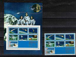 SOMALIE  Timbres Neufs **   ( Ref 7020 ) Espace - Somalia (1960-...)