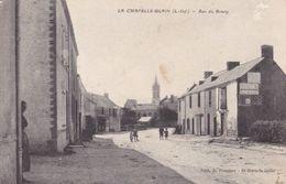 44-LA CHAPELLE GLAIN RUE DU BOURG - Francia