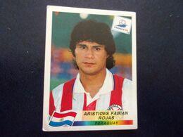 PANINI Football FRANCE 98 N°278 Aristides Fabian Rojas Paraguay - Französische Ausgabe