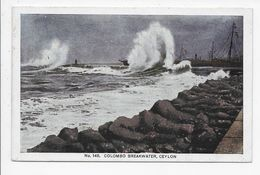 COLOMBO - Breakwater - John & Co. 148 - Sri Lanka (Ceylon)