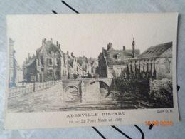 ABBEVILLE  Disparu : Le Pont NEUF  En 1867 , N°10 - Abbeville