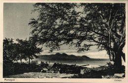!  Alte Ansichtskarte, Chiltepe, Managua, Nicaragua, 1929, Druck: Knackstedt, Hamburg, - Nicaragua