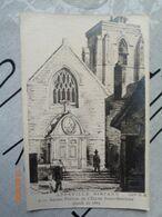 ABBEVILLE  Disparu :ancien Portail De L'église Saint-SÉPULCRE Démoli En 1863 , N°5 - Abbeville