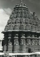 Inde Temple Scultpe Etude Ancienne Photo Defossez 1970's - Ethniques, Cultures