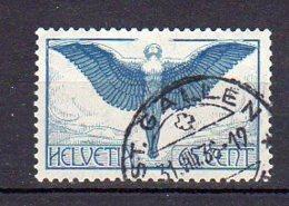 SUISSE     Oblitéré     Y. Et T.   PA N° 10    Cote: 7,00 Euros - Posta Aerea