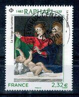 2020 RAPHAEL OBLITERE CACHET ROND 27-5-2020 #230# - Frankreich
