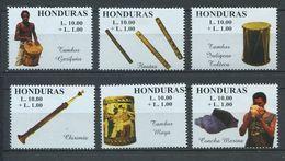 271 - HONDURAS 2000 - Yvert Du BF 60 - Instrument Musique - Neuf ** (MNH) Sans Trace De Charniere - Honduras