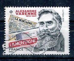 2019 ALEXANDRE VARENNE OBLITERE #230# - Frankreich