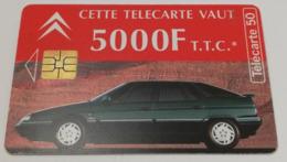 Télécarte - CITROEN - K2 Auto - Cars