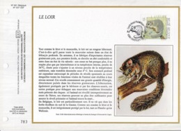 Feuillet Tirage Limité CEF 651 2480 Le Loir Châtelet - Panes