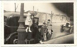 VOITURE ANCIENNE A SAINT OUEN .1933 - Automobiles