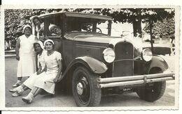 VOITURE ANCIENNE A SAINT PAIR SUR MER . 1932 - Automobiles