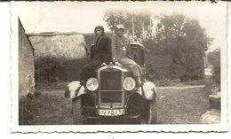 PEUGEOT 201 A LA FERTE. 1932 - Automobiles